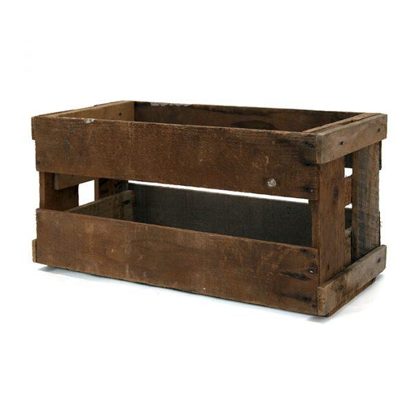 2034 Boîte de bois