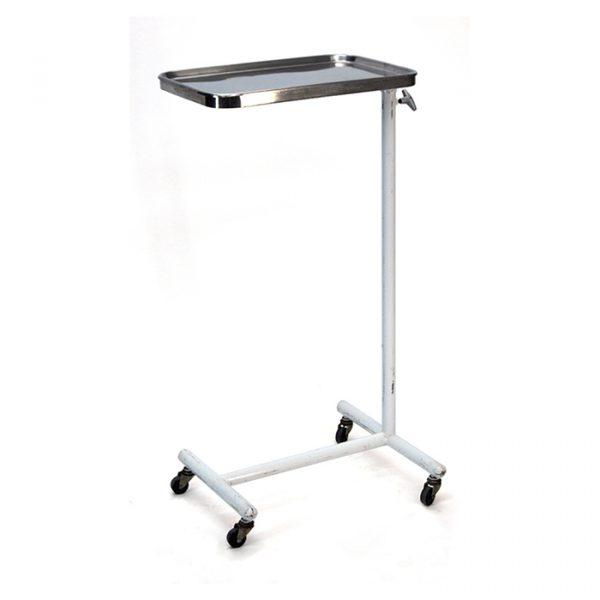 Table à instruments bloc opératoire, salle d'examen