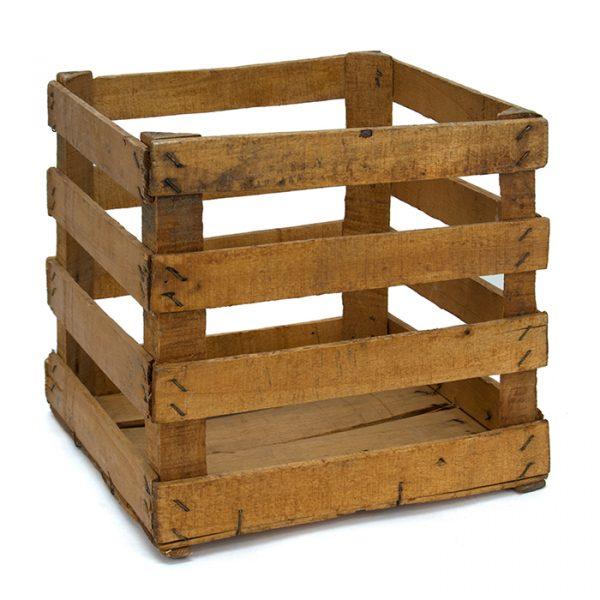 2038 Boîte de bois