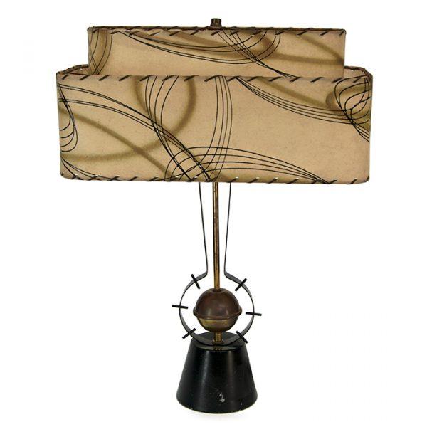 3224  Lampe de table vintage