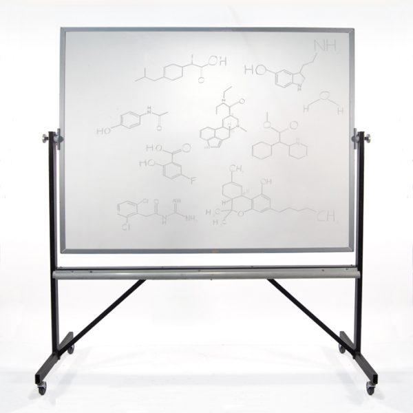 Tableau mobile transparent | qté 1