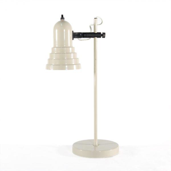 Lampe beige #1750A   L8 x P7 x H20 po   qté 2